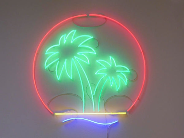 Palm Oil (Still life) - Neon