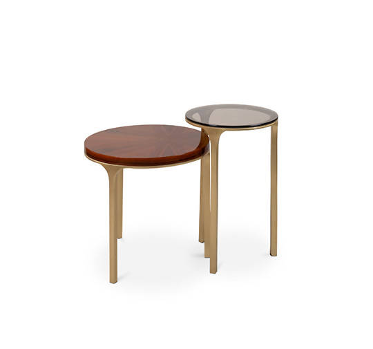 BRABBU LURAY SIDE TABLE