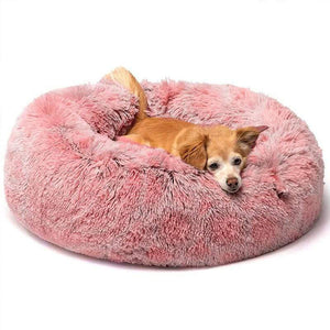 PETSGOOODS™ Comfy Calming Pet Bed
