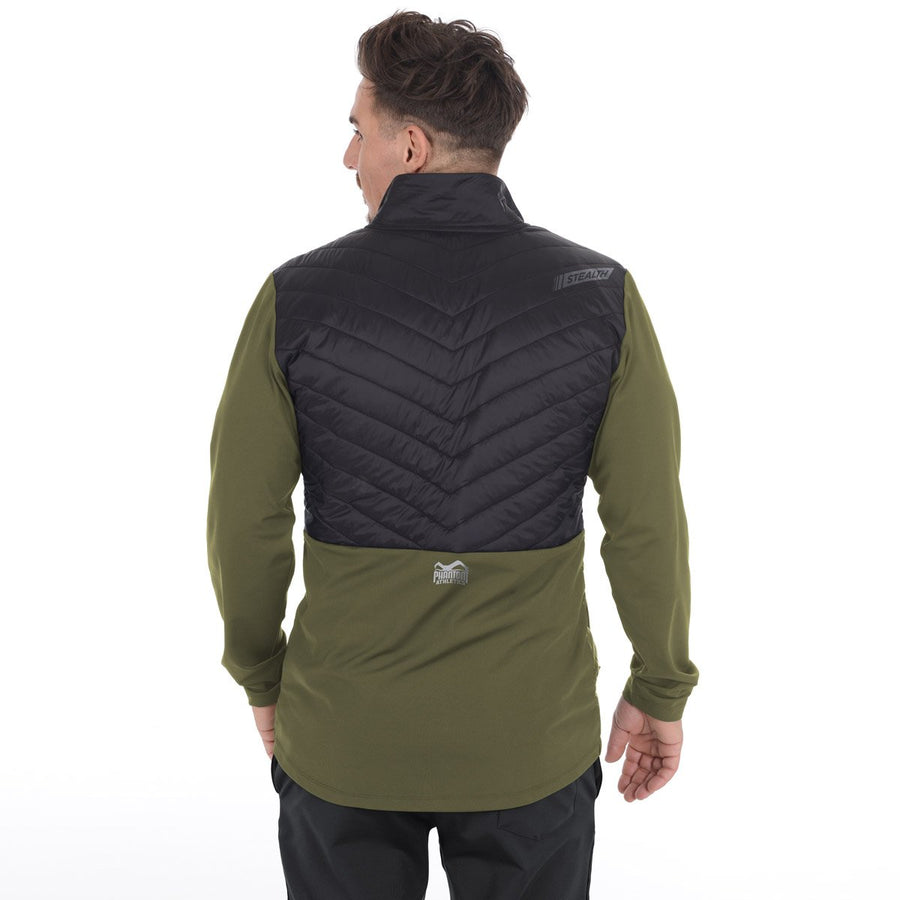 Trainingsjacke Stealth Hybrid