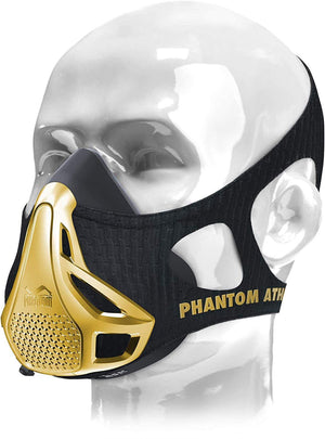 Phantom Training Mask - Gold Edition