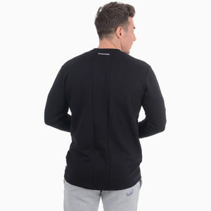 Phantom Athletics Sweater Zero Schwarz Black