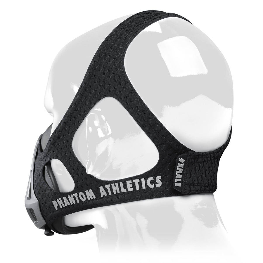 Phantom Trainingsmaske Training Mask Black Schwarz Grau Gray