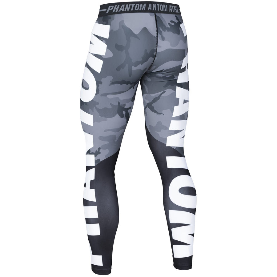 Phantom Athletics Tights Domination Camo Legging Compression Pants Bottoms Kompression