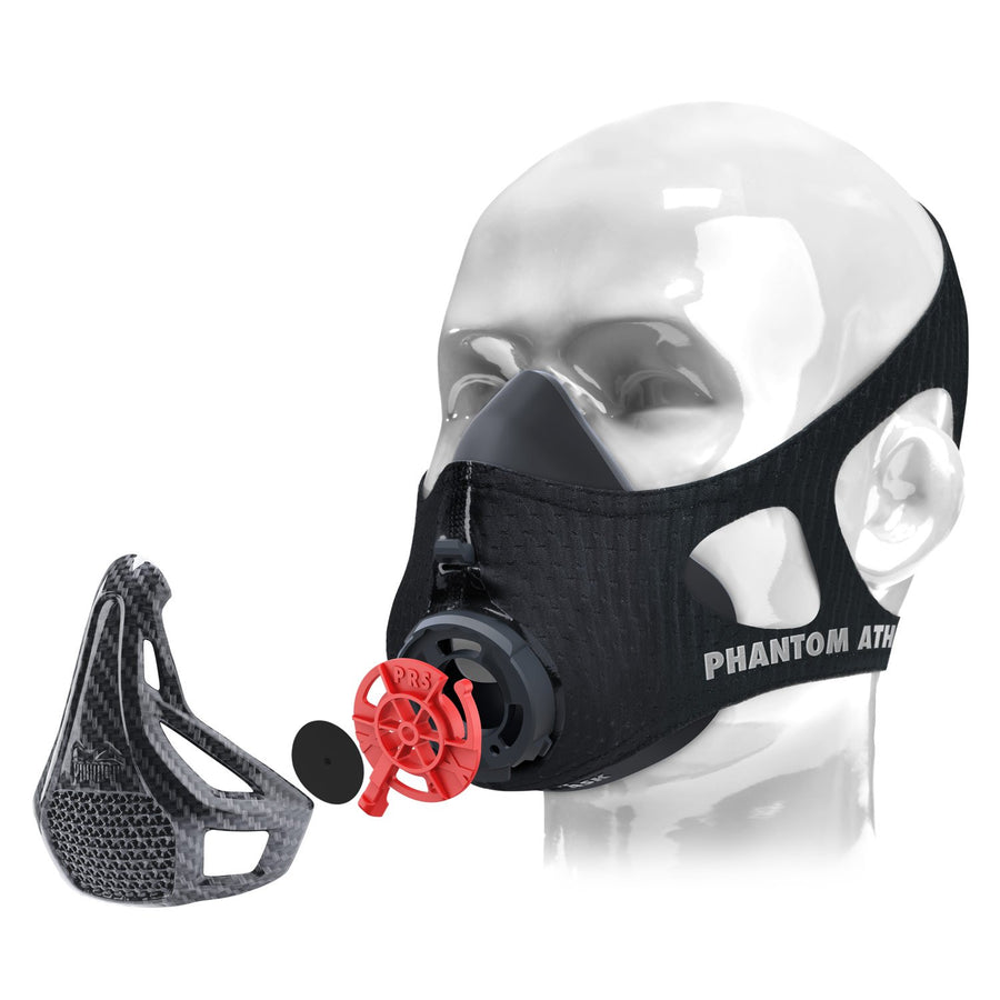 Phantom Trainingsmaske - PRS X-Treme / Carbon Cover Training Mask