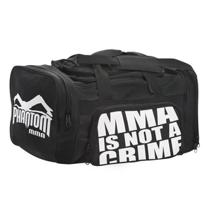 Gym Bag Tactic MMA Is Not A Crime