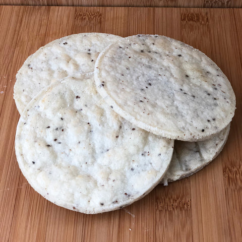 Arepa de Yucca with Cheese (Cassava Nutritional Arepas) (GF) (Keto) 5 units