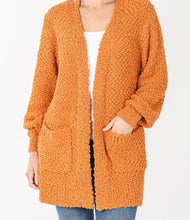 Load image into Gallery viewer, Pocketed Cozy Cardigan