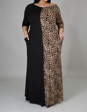 Load image into Gallery viewer, You want it I Got it Maxi Dress