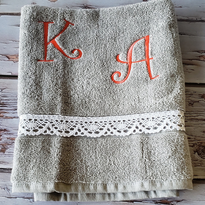 Personalized Embroidered Gifts (Domestic Freee Shipping)