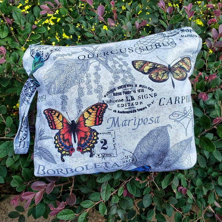 Butterflies clutch  - Domestic Free Shipping