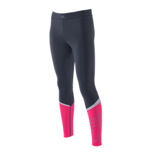 Load image into Gallery viewer, Zeropoint Compression tights black pink womens