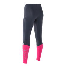 Load image into Gallery viewer, Zeropoint Compression tights black pink womens rear