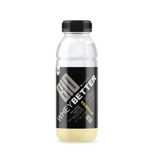 BIO-SYNERGY SHAKE & TAKE WHEY BETTER®  Vanilla Flavour 6 x 30g Bottles