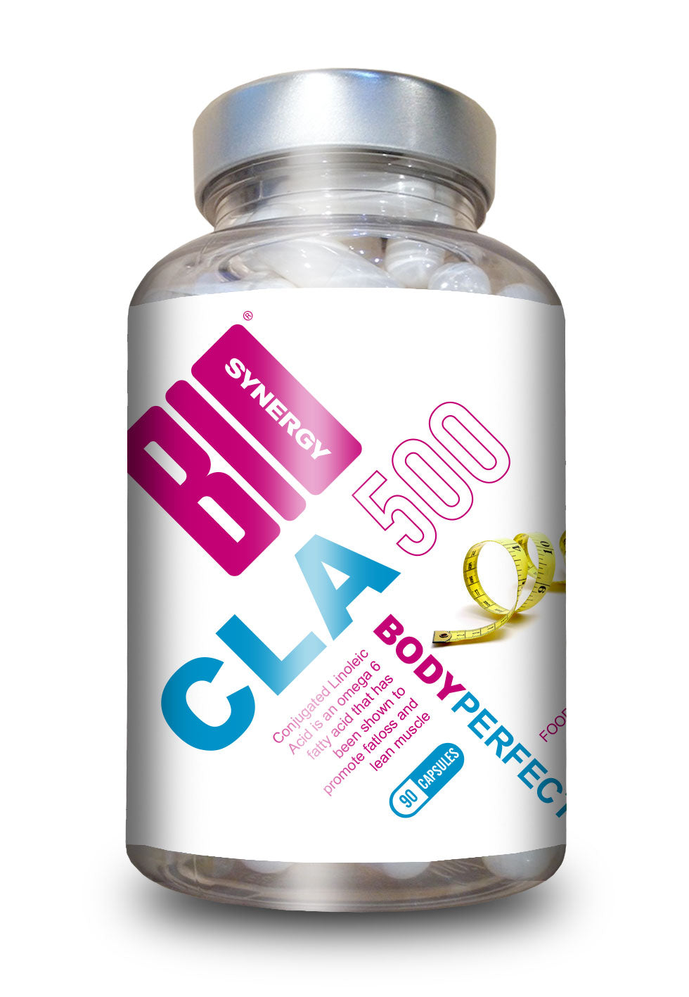 BIO-SYNERGY CLA 500 - FAT BURNER TABLETS - SAVE 10%
