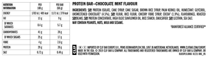 CLIF BUILDERS BAR (BOX 12x 68g)