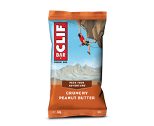 Load image into Gallery viewer, Clif Bar Original Natural Energy Bar crunchy Peanut Butter