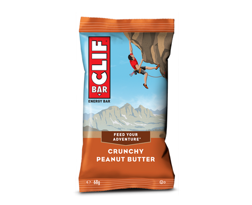 Clif Bar Original Natural Energy Bar crunchy Peanut Butter