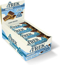Load image into Gallery viewer, Trek Protein Flapjack cocoa coconut