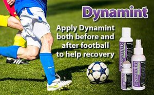 Dynamint spray football