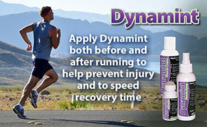 Dynamint Roll on running