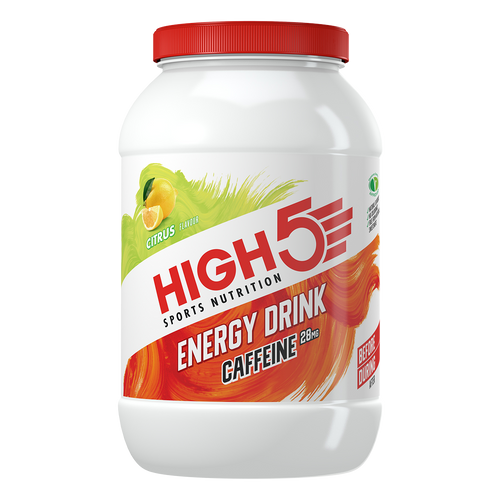 HIGH5 Energy Drink Caffeine Energy drink tub