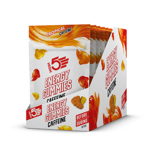 HIGH5 Gummies Energy Chews Tropical box