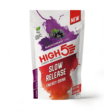 Load image into Gallery viewer, HIGH5 Slow Release Energy Drink for long lasting Energy for Endurance Blackcurrant