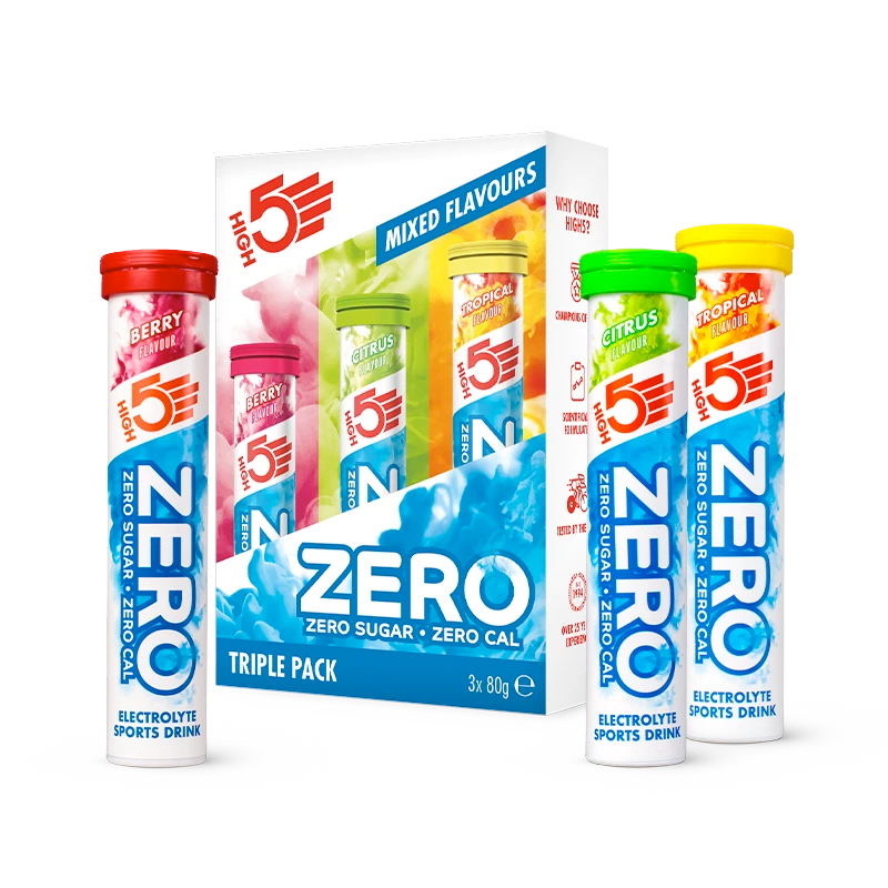HIGH5 Zero Hydration Drink with Electrolytes - Promotion Pack