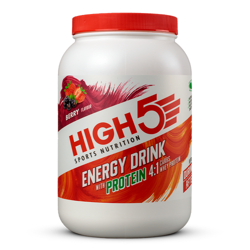 HIGH5 Energy Drink With Protein 4:1 berry