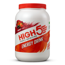 Load image into Gallery viewer, HIGH5 Energy Drink tubs berry