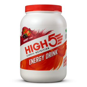 HIGH5 Energy Drink tubs berry