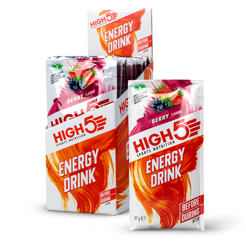 HIGH5 Energy Drink berry sachets