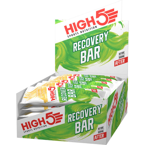 HIGH5 Protein recovery Bar Banana Vanilla