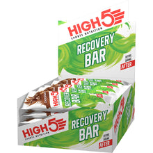 Load image into Gallery viewer, HIGH5 Protein recovery Bar Chocolate