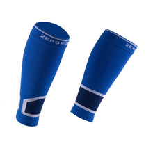 Load image into Gallery viewer, ZEROPOINT Intense 2.0 High Compression Calf Sleeves blue