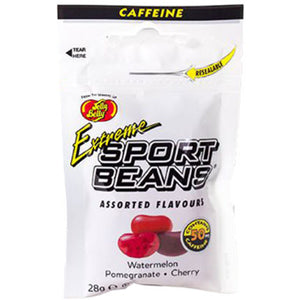Sports Beans Extreme Energy Beans With Carbs, Electrolytes and Caffeine
