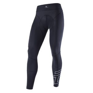 ZEROPOINT Performance Compression Tights Men - Black front