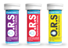 Load image into Gallery viewer, O.R.S Hydration Tablets 12S