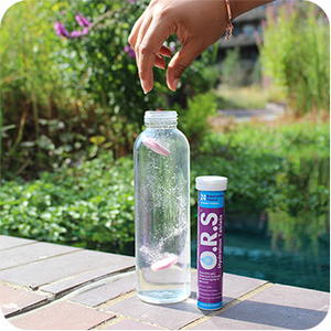 O.R.S Hydration Tablets drink