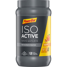 Load image into Gallery viewer, PowerBar Isoactive 600g Orange