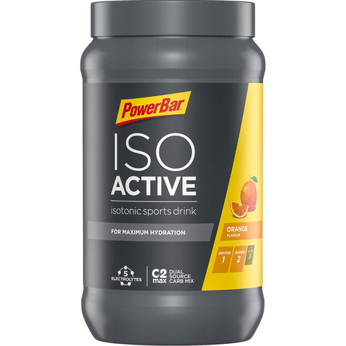 PowerBar Isoactive 600g Orange