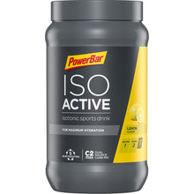 Load image into Gallery viewer, Powerbar isoactive 600g Lemon