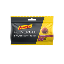 Load image into Gallery viewer, PowerBar Powergel Shots Raspberry
