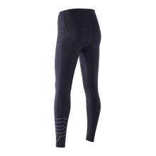 Load image into Gallery viewer, ZEROPOINT Performance Compression Tights Women - Black rear