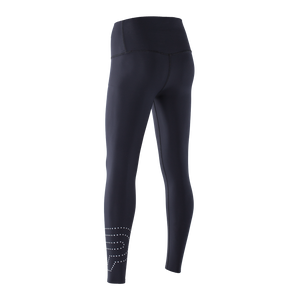 ZEROPOINT Performance Compression Tights Women - Black rear