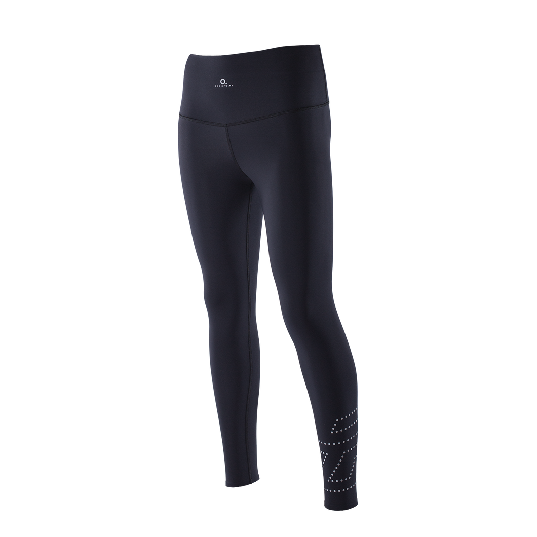 ZEROPOINT Performance Compression Tights Women - Black