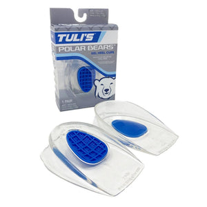 TULI'S® POLAR BEARS™ DUAL DENSITY HEEL CUPS™
