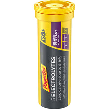 Load image into Gallery viewer, PowerBar 5 Electrolytes Blackcurrant