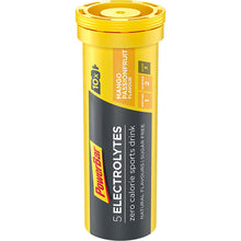Load image into Gallery viewer, PowerBar 5 Electrolytes Mango Passion Fruit